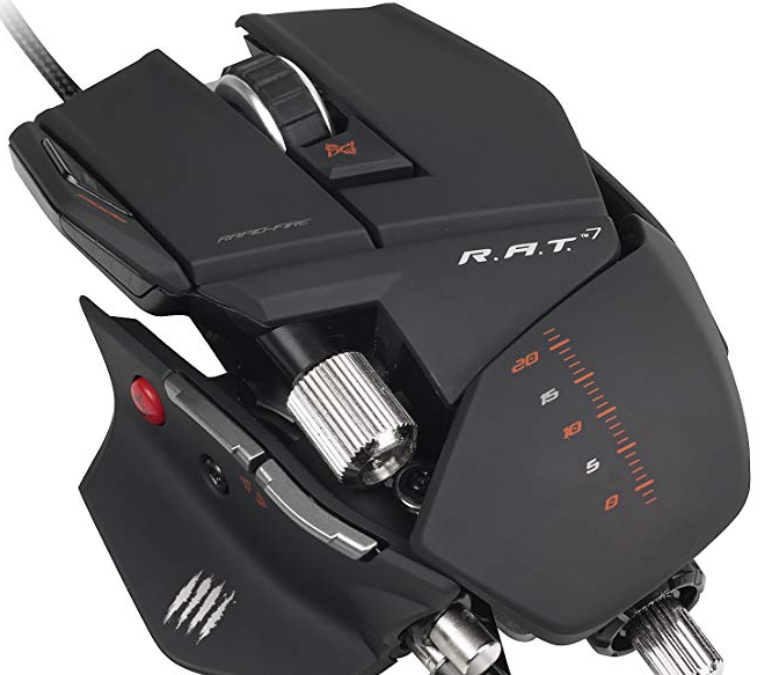 Gaming Mouse Mad Catz Cyborg R.A.T 7